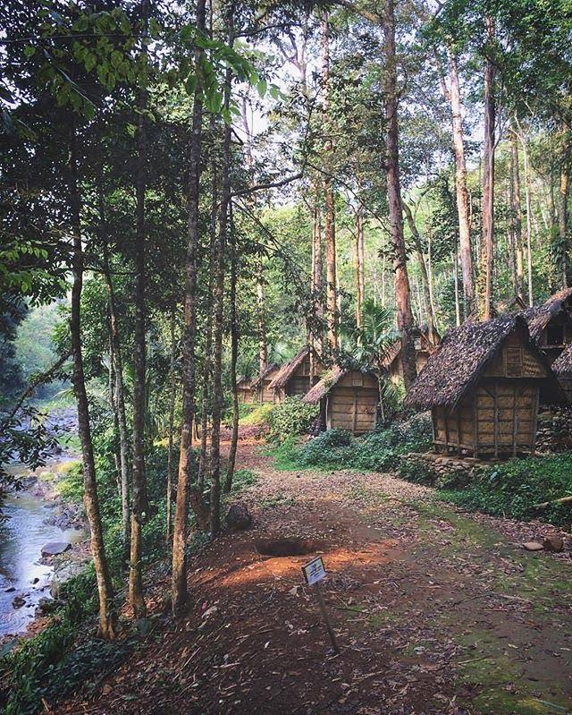 Kampung Baduy, via instagram